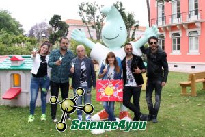 Science4you e Amor Electro