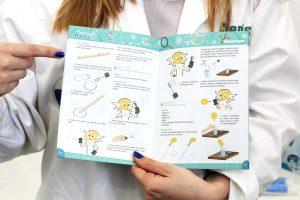 livro educativo - A Ciência da Água